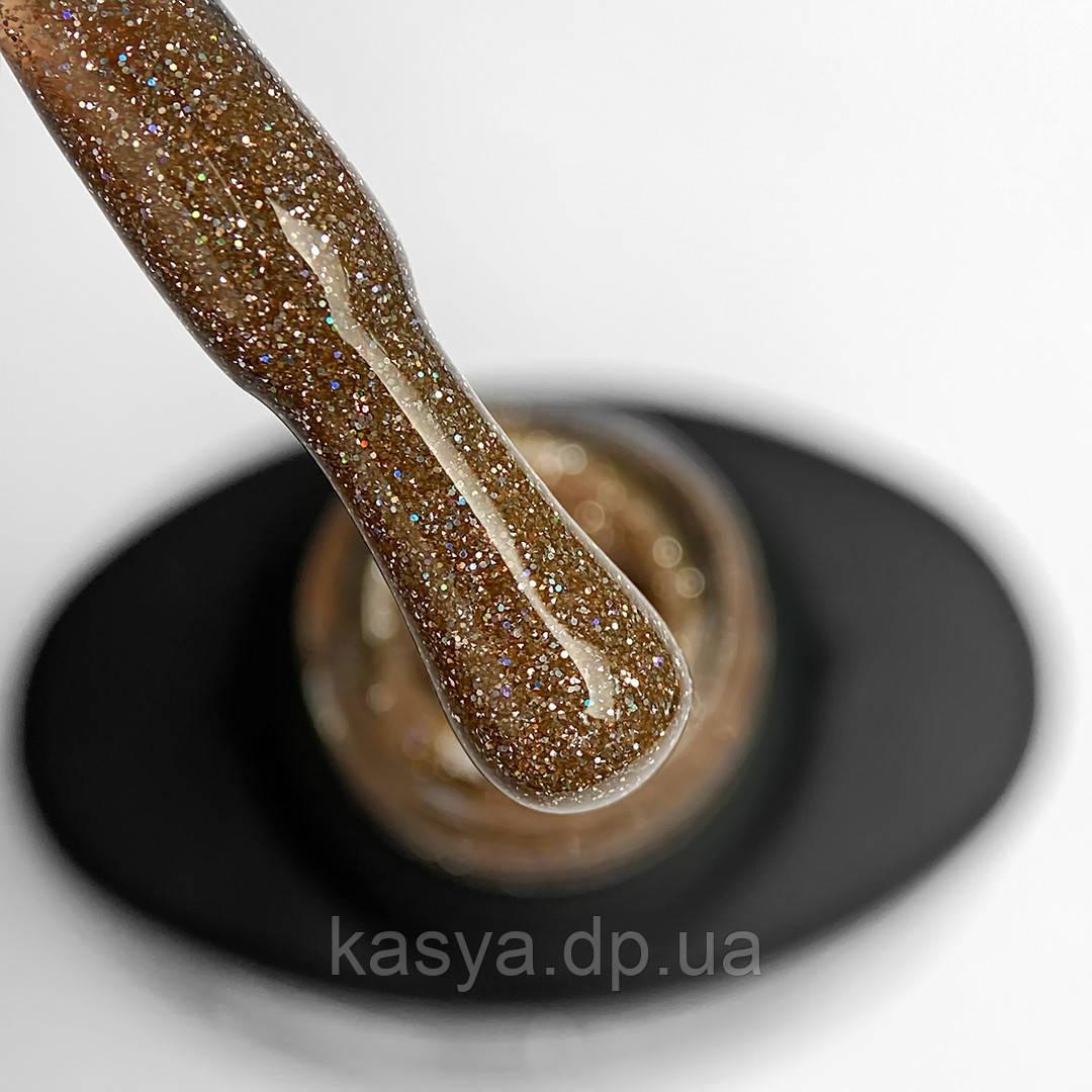 Гель-лак для ногтей светоотражающий MG Gel Polish Shine №006, 8 мл