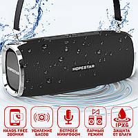 Портативная акустическая Bluetooth колонка Hopestar A6 6000mAh