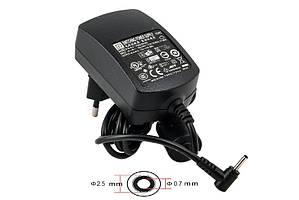 Блок живлення для планшетів (зарядний пристрій) PowerPlant ACER 220V, 5V 10W 2A (2.5*0.7)