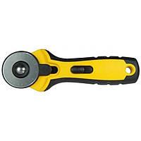 Нож монтажный Stanley с фиксированным круглым лезвием, d=45, L=175мм. (STHT0-10194)