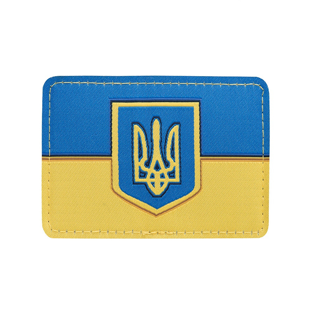 M-Tac нашивка прапор України (жаккард)