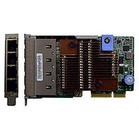 Мережева карта Lenovo ThinkSystem 1Gb 4-port RJ45 LOM (7ZT7A00545)
