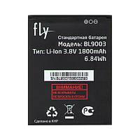 Батарея на телефон Fly BL9003 (FS452) (аккумулятор высокого качества)