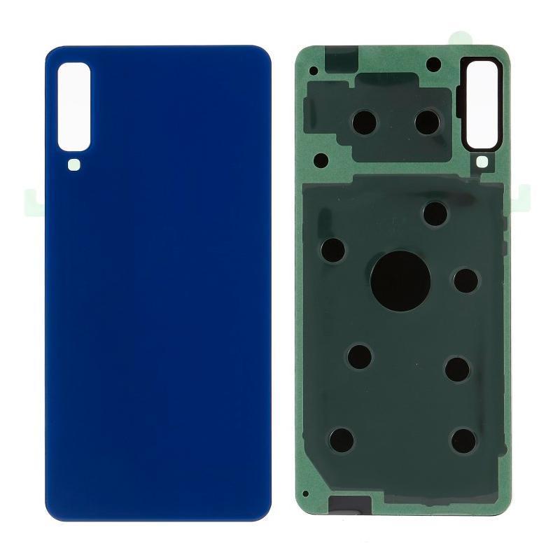 Задняя крышка Samsung A750/A7-2018 Blue