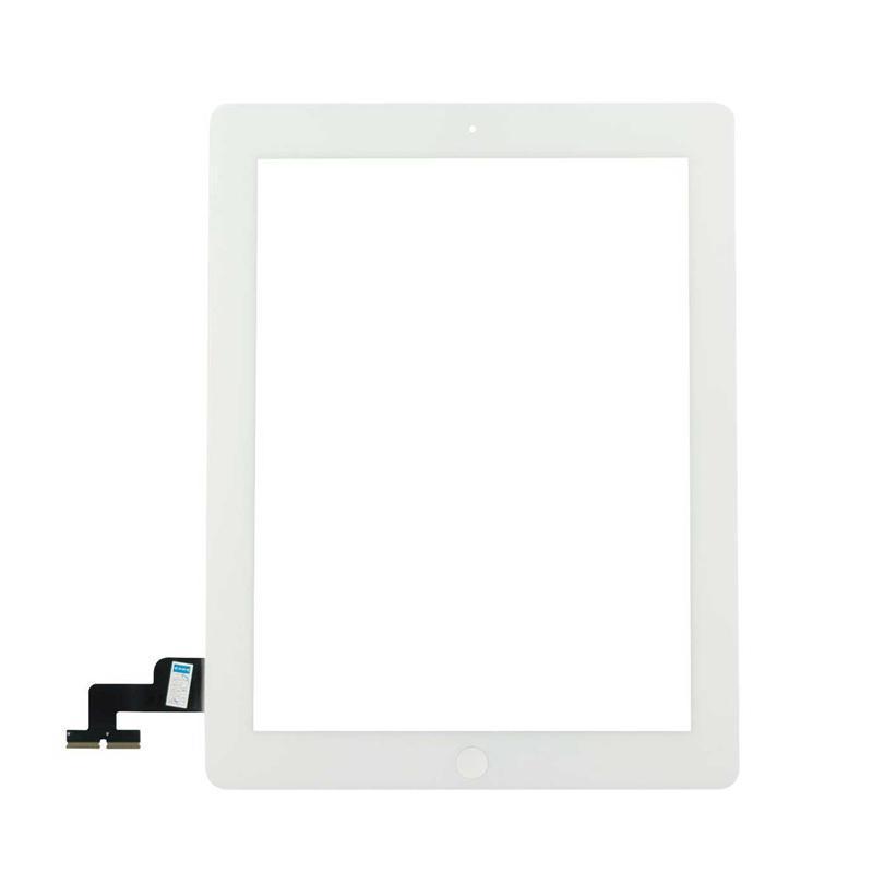 Тачскрін (сенсор) для iPad 2 (A1395, A1396, A1397) High copy білий
