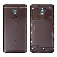 Задняя крышка Xiaomi Redmi Note 4x Black