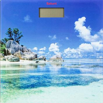 Ваги електронні напольні Saturn ST-PS0236