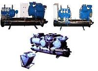 Холодильные машины (МВТ36-2-0,МВТ20-2-0, МВТ14х2-2-0) для охлаждения жидкостей с воздушным конденсатором
