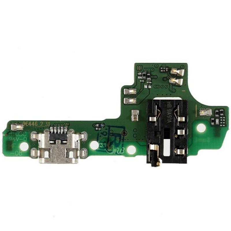 Нижняя плата для Samsung A10s разъем зарядки (разъем питания) и микофон