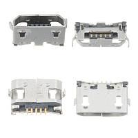 Коннектор зарядки Lenovo A3000/A370/A766/A788+/S910/S930 (2шт)