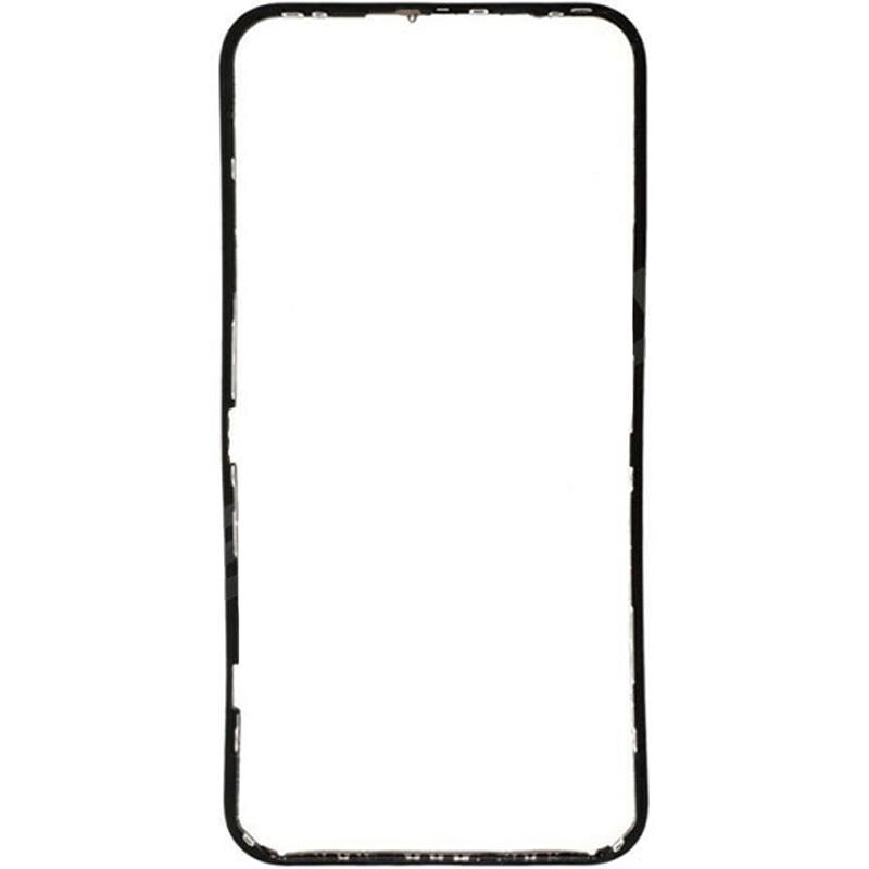 Стекло дисплея (деталь для переклейки) + Рамка + Oca iPhone 11 Black