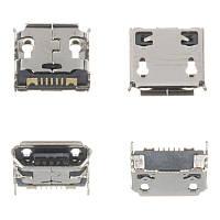 Коннектор зарядки Samsung S5282/S6810/S7262/S7390/C3592/E1272/E2202 (2шт)