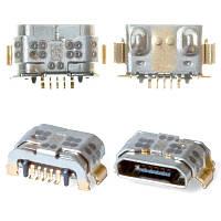 Коннектор зарядки Huawei P9/P9 Lite/P9 Plus/Honor 8 (2шт)
