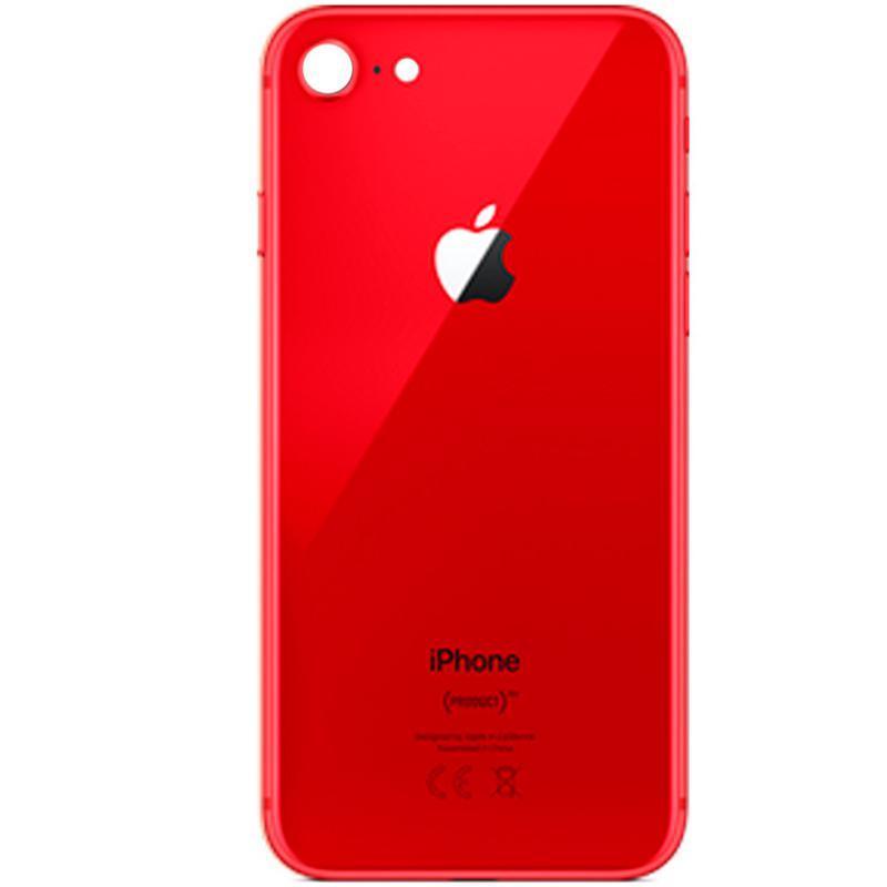 Задняя крышка iPhone 8 Red
