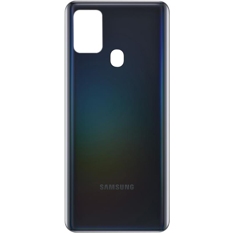 Задняя крышка Samsung A217/A21s-2020 Black