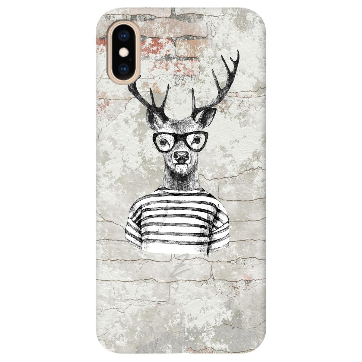 Чехол для Apple iPhone XS Max Deer
