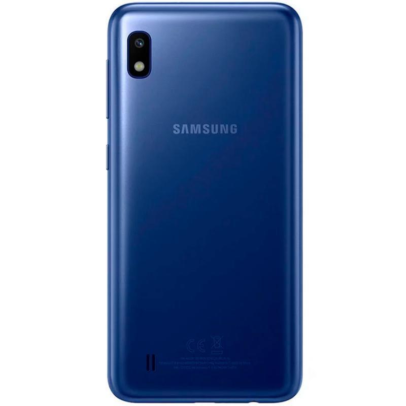 Задняя крышка Samsung A105/A10-2019 Blue