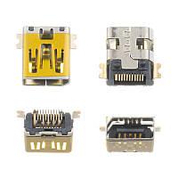 Коннектор зарядки HTC P3400/P3470/P3600/P4550/S620/TYTN (2шт)