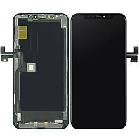 LCD iPhone 11 Pro Max Black Compleate (OLED GW)