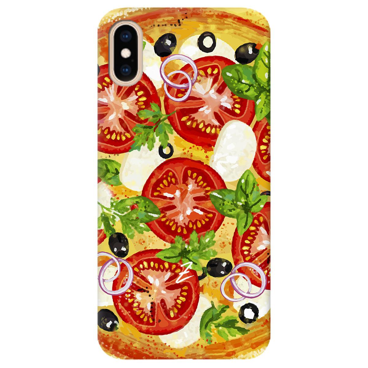 Чохол для Apple iPhone XS Max Pizza