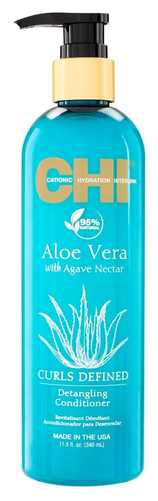 Кондиционер для вьющихся волос CHI Aloe Vera Detangling Conditioner
