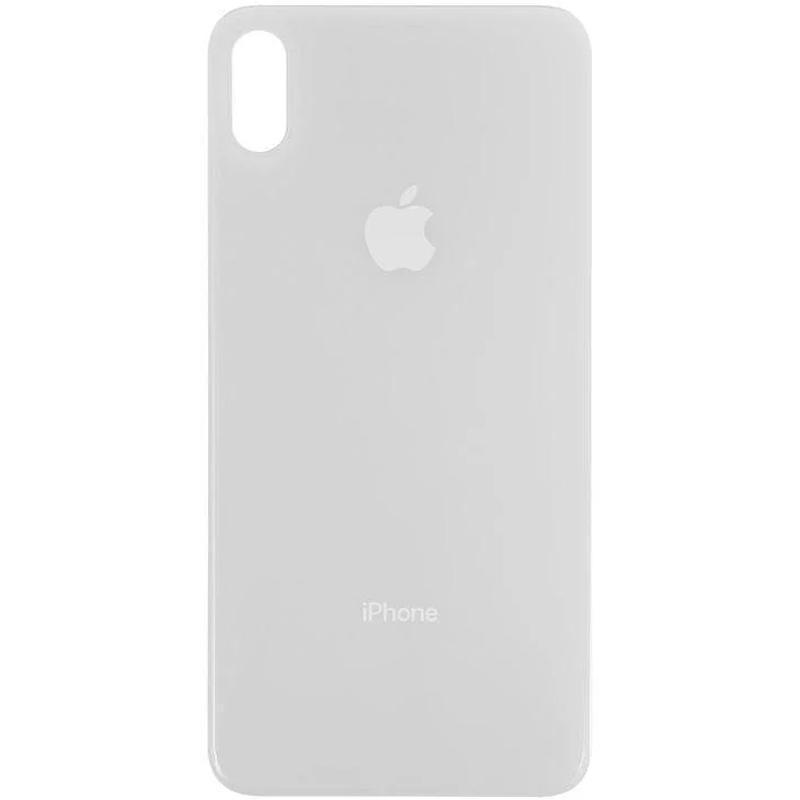 Задня кришка iPhone XS Max White