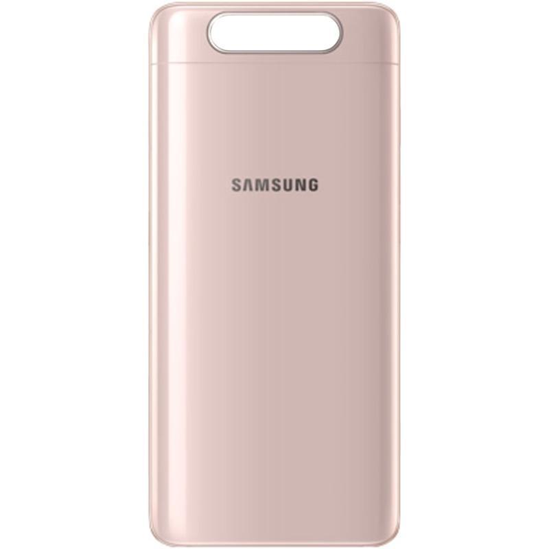 Задня кришка Samsung A805/A80-2019 Gold