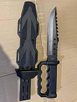 Нож охотничий Columbia 2618A - Под палец (с кастетом)