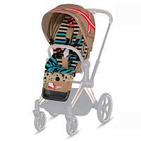 Набор текстиля для коляски Cybex Priam KK One Love multicolor (519003069)