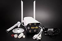 Камера видеонаблюдения беспроводная уличная IP с WiFi/ИК-подсветка/датчик движения UKC 3020