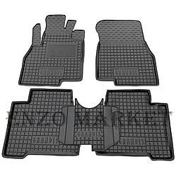 Автомобільні килимки в салон Mitsubishi Grandis 2003- (5 місць) (Avto-Gumm)