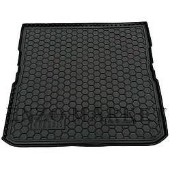 Автомобільний килимок в багажник Mitsubishi Grandis 2003- (подовжений) (Avto-Gumm)