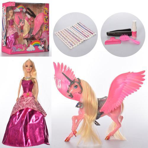 Набір ляльок 68269 Принцеса і єдиноріг-пегас
