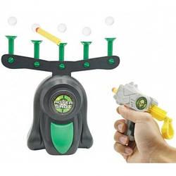 Повітряний тир пістолет із дротиками і літаючі мішені Hover Shot Інтерактивна гра