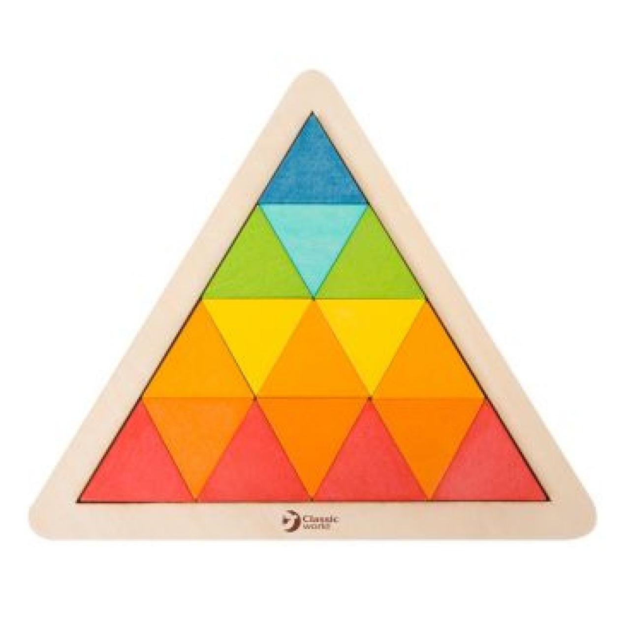 Мозаїка трикутна №3729