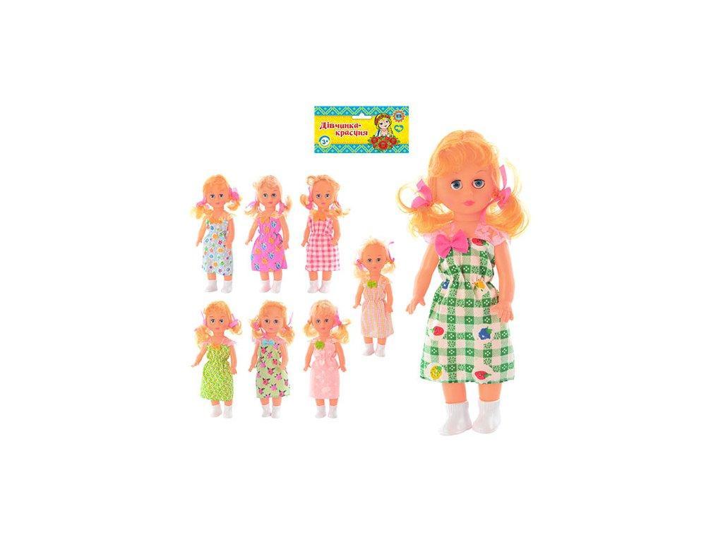 """Лялька """"Аліса"""" 25см, 8 видів 1010 А"""