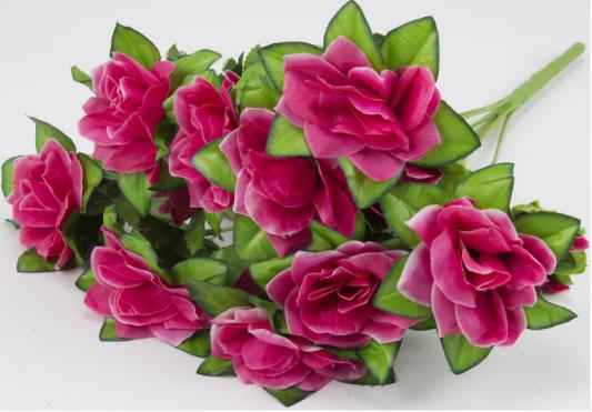 """Букет """"Троянда"""" з дітками 27квітів 45см №98A605/В"""