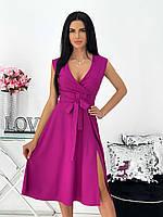 Платье женское в расцветках 82612