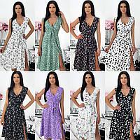 Платье женское в расцветках 82613