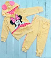 Детский костюм MINNIE для девочки 2-5 лет, цвет уточняйте при заказе