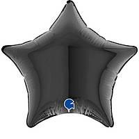 Г Б/РИС 4' Зірка чорна Black (3204-0638)