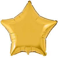 Ф Б/РИС 4' ЗІРКА Металік Золота(FM) (1204-0135)