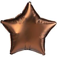 А Б/РИС ЗВЕЗДА 18' Сатин люкс какао Cacao (3204-0747)