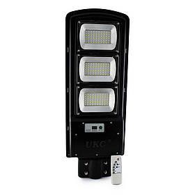 Вуличний ліхтар на стовп Cobra solar street light R3 VPP Remote (пульт)