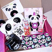 "Подарок для девочки набор от WowBoxes ""Panda Box №4"""