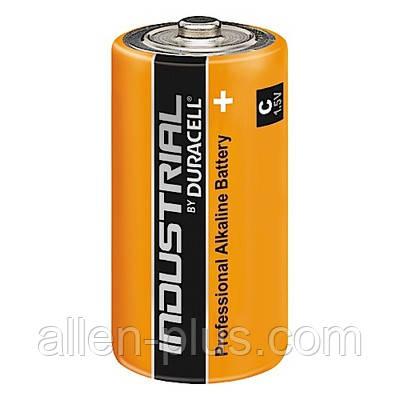 Батарейка щелочная DURACELL INDUSTRIAL LR14/C, 1шт без упаковки
