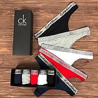 Набір жіночої білизни Стринги женские Calvin Klein Radiant