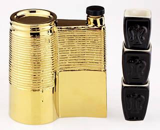 Подарочный набор Башня Golden Citadel, 4 предмета (PN159)