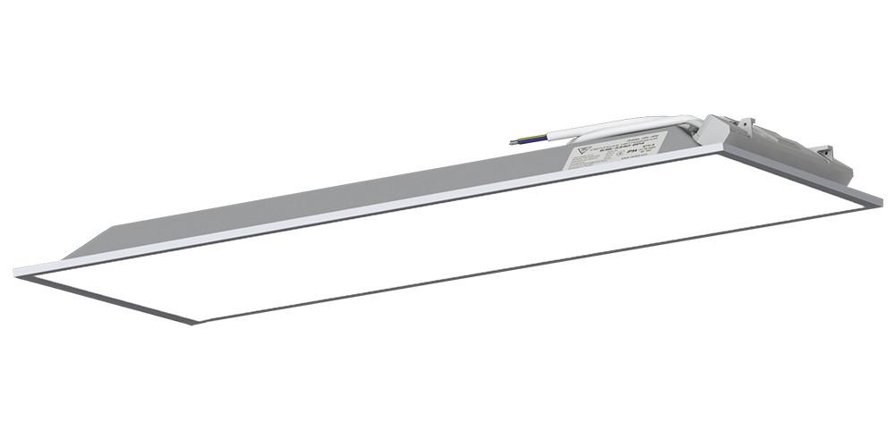 Офісний світильник світлодіодний VTN, (LED панель), 137 лм/Вт, 4000 K, 3300 лм, (300х600 мм) В36-3340-BP4
