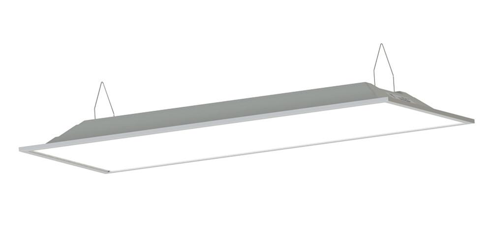 Офисный светодиодный светильник VTN, (LED панель), 134 лм/Вт, 5000 К, 5500 лм, 600x300 мм